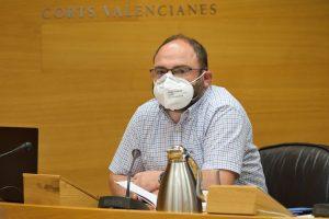 Tomàs Ferrandis a les Corts ( Construir la Sostenibilitat )